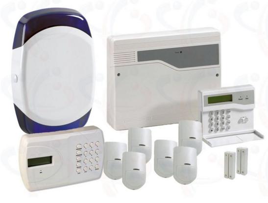 Burglar Alarms for Home. Security Cameras VS Burglar Alarms for Your Home   Reolink Blog