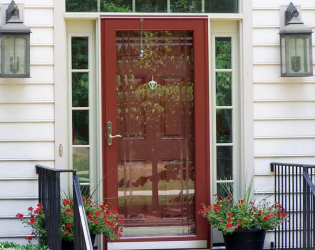back doors with glass. Back Door Secure Top 8 Ways to Your Home from Intruders  Reolink Blog