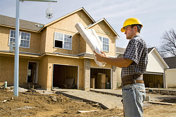 How to secure your single family home construction sites Home building blog