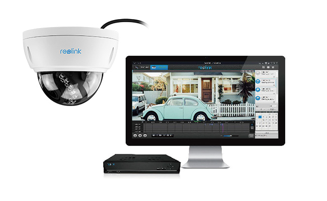 Free IP Security Camera App on Windows