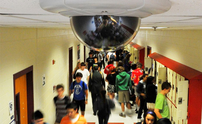 School Security Cameras to Protect Teachers and Students