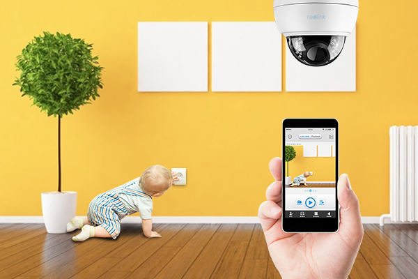 ip camera vs analog camera vs cctv camera vs baby monitor reolink blog. Black Bedroom Furniture Sets. Home Design Ideas