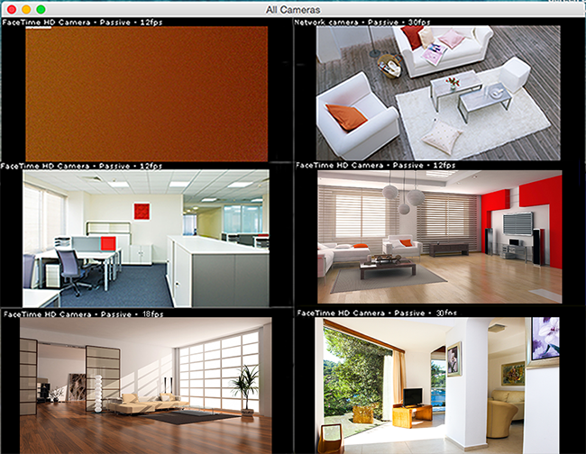 Main Video Window Preview